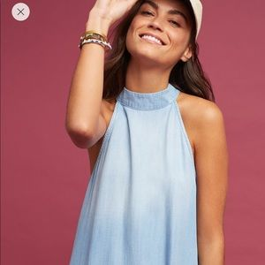 Anthropologie dress - Cloth and Stone halter
